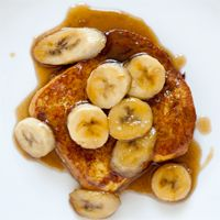 6 truly awesome Mother's Day brunch ideas, like this Bananas Foster French Toast recipe