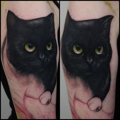 black cat tattoo - Поиск в Google