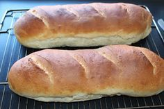 Mormorbrød aka franskbrød