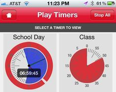 Time Timer Programs Give the gift of time management this holiday season! The Time Timer — the bright red clock that gives you a visual idea of exactly how much time you have left — is now available for your iPhone, iPad, Android, or desktop computer! It's easy to use, customizable, and packed with features to help ADHDers get through any tough task.