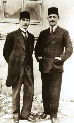 Mustafa Kemal ve Rauf  Orbay