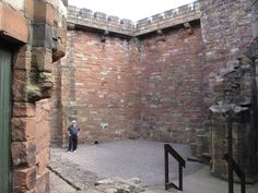 Mary Queen of Scots Tower, Carlisle Castle, Cumbria England Carlisle England, Carlisle Cumbria, Carlisle Castle, Mary Queen Of Scots, Elizabeth I, Queen Of England, England And Scotland, Old Buildings, Interesting Stuff