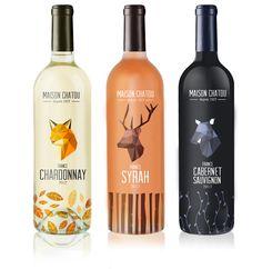 Beber vino puede ser un placer y más si lo haces de una de estas preciosas botellas