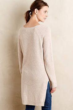 #anthrofave: Sweater Dressing