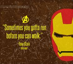 Avengers Inspirational Quotes.