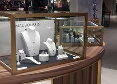 Mauboussin TANGS 310 Orchard Road, Singapore 238864 Mon - Sat: 10.30am - 9.30pm Sun: 11:00am - 8.30pm Tel: +65 6737 5500