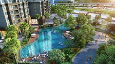 Căn hộ SOHO D'.Capitale được thừa hưởng toàn bộ ưu thế vàng của dự án và hệ thống tiện ích đẳng cấp của Khu căn hộ cao cấp D'.Capitale