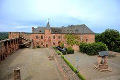 Burgrestaurant Nideggen - Start