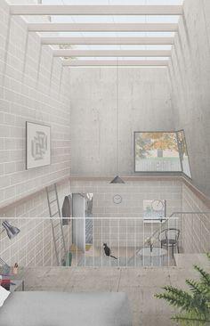 Les maisons «nues» qui vont sauver Londres de la crise immobilière - Creators
