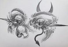 Art Drawings Sketches Simple, Pencil Art Drawings, Realistic Drawings, Doodle Drawings, Tattoo Sketches, Cute Drawings, Drawing Ideas, Disney Drawings, Sketch Ideas