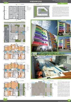 color building by markozeka.deviantart.com on @deviantART
