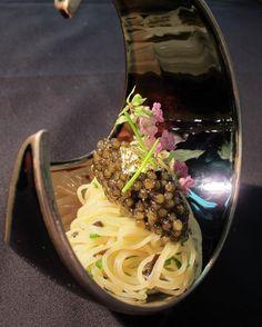 cheveux d'ange et caviar