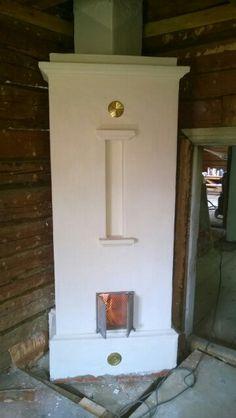 Tiilestä muurattu takka uuni Decor, Door Handles, Sconces, Home, Wall, Wall Lights, Candle Sconces, Candles, Home Decor