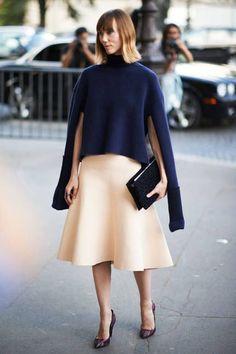 Fall 2013 Couture Fashion Week Street Style - Paris ...