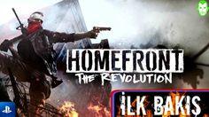 Homefront: The Revolution Türkçe | İlk Bakış [PS4]