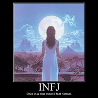 Today I am grateful for the INFJ: Below the Radar, Above the System Facebook community.