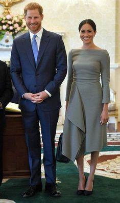 Duchess Megan Markle Inspired Dress. Custom Celeb Inspired Dress. Made to  your measurements. Choose a Custom Color. Custom Size. Small - Lg. 2a91aa16cc12