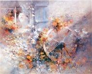 Willem  Haenraets - Floral Cottage