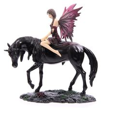 this would be a nice figurine to put on her chest/little dresser.