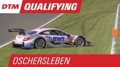 Auer Spin off and Burnout - DTM Oschersleben 2015