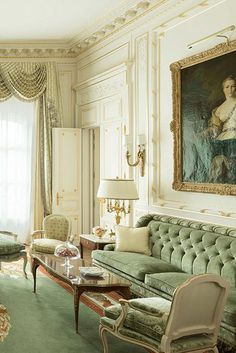 Ritz Paris #hotel #interior | Lovika