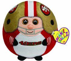 San Francisco 49ers Baby Baby Beanie