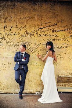 kadr z sesji ślubnej | http://fotomigawka.net/galeria.html