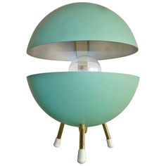 Italain table lamp by Stilux Milano | From a unique collection of antique and modern table lamps at http://www.1stdibs.com/furniture/lighting/table-lamps/