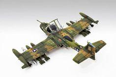 Finish A-37B Dragonfly 1/48 Monogram Kit.