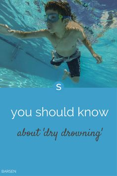 Summertime means pool time. And pool time means lifeguard duty. Here's what you need to know about dry or secondary drowning that could save a life.
