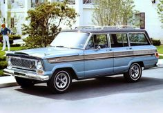 Jeep Super Wagoneer #6