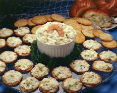 "Shrimp Butter, from the ""Hooked on Seafood"" cookbook, now just $5 from the Texas Sea Grant Program."