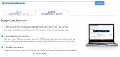 test de velocidad pagina web