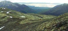 Mt Eklutna Trail 5.5 miles 61.4047,-149.3522 (30 North of Anchorage) #oisellestartinglines