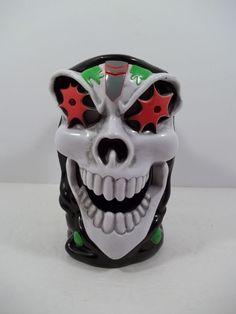Monster Jam GRAVE DIGGER Monster Truck Racing Mug LIGHTS UP Souvenir Cup   #FeldMotorSportsInc