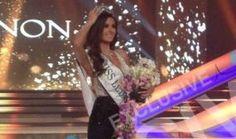 الفجر Elfajar Elgadeed: سالي جريج ملكة جمال لبنان على رغم البركان المشتعل