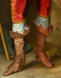 Studio of Anthony van Dyck - Prince Rupert, Count Palatine