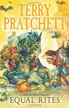 Amazon.fr - Equal Rites: (Discworld Novel 3) - Terry Pratchett - Livres