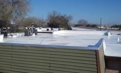 Township Apartments – 400,000 SQUARE FT – 45 MIL TPO (RE-ROOF) #houstonroofing #dallasroofing #fsrservices
