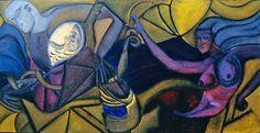 """Once Upon A Dream"" artist: Cliff Richey  http://1-cliff-richey.artistwebsites.com"