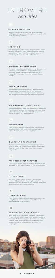 If you're a hardcore introvert, these tips may really help you figure out ways to make the most of your happiness — both socially and personally. Here's what you can do to get some of your energy back when other humans suck it out of you. Infp, Introvert Activities, Infj Personality, Friedrich Nietzsche, Angst, Love People, Self Improvement, Self Help, Just In Case