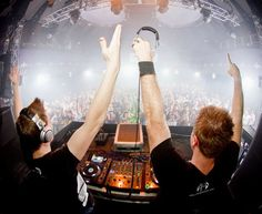 Tritonal - so happy I was able to see these guys on 4/13/2012. It was absolutely amazing.