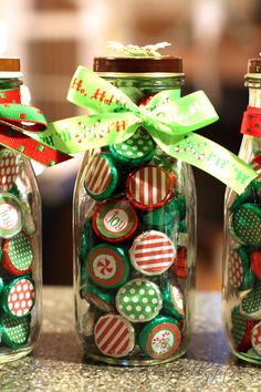 SouthernScraps Happenings: Christmas frap bottles