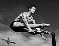 Aleksandar Antonijevic, Principal dancer with the National Ballet of Canada