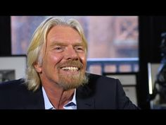 Sir Richard Branson interview on entprepreneurship