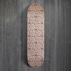 Hangover Cure Skate Deck by Magnetic Kitchen