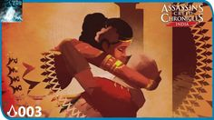 """Let's Play Assassin's Creed Chronicles: India #003 """"Die Prinzessin"""" [XBO..."""
