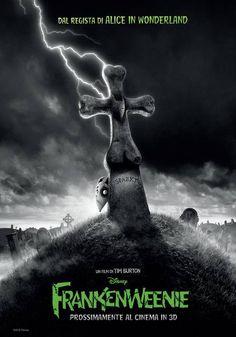 Il nuovo film di Tim Burton