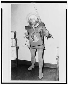 Man from Planet X. Photo by Dick DeMarsico. 1951. Miscellaneous Items in High Demand, Library of Congress Prints and Photographs Division.