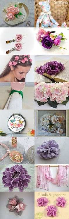 Gentle and beautiful by Svetlana Savina on Etsy--Pinned with TreasuryPin.com